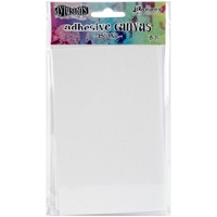Picture of Blank Dylusions Adhesive Canvas - Αυτοκολλητος Καμβας
