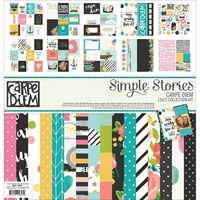 "Picture of Carpe Diem Collection Kit 12""X12"""