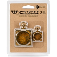 Picture of Mechanicals Metal Embellishments - Pocket Watches