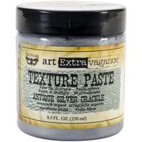Picture of Finnabair Art Extravagance Texture Paste 8.5oz - Antique Silver Crackle