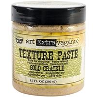 Εικόνα του Finnabair Art Extravagance Texture Paste 8.5oz - Gold Crackle