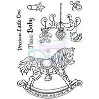 Picture of Clear Stamp Set A6 - Precious Little One