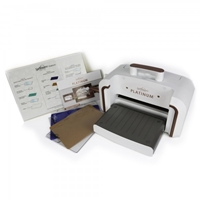 Picture of Spellbinders Platinum Die Cutting and Embossing Machine