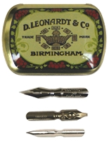 Picture of Dipping Pen Nibs - Set of 3