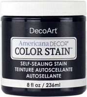 Picture of Americana Decor Color Stain - Black