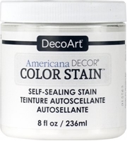 Picture of Americana Decor Color Stain - White