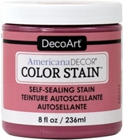 Picture of Americana Decor Color Stain - Rose