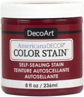 Picture of Americana Decor Color Stain - Real Red