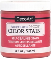 Picture of Americana Decor Color Stain - Coral