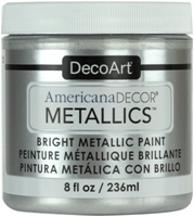 Picture of Americana Decor Metallics - Sterling Silver