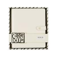 Picture of Carpe Diem A5 Planner Boxed Set - Ivory Posh