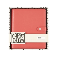 Picture of Carpe Diem A5 Planner Boxed Set - Coral Posh
