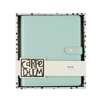 Picture of Carpe Diem A5 Planner Boxed Set - Robin's Egg Posh