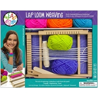 Picture of Lap Loom Weaving Kit