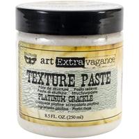 Εικόνα του Finnabair Art Extravagance Texture Paste 8.5oz - Platinum Crackle