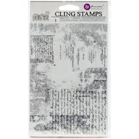 Εικόνα του Iron Orchid Designs Cling Stamps - Texture