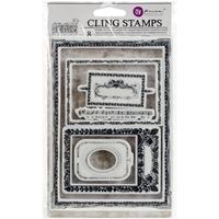 Εικόνα του Iron Orchid Designs Cling Stamps - Mini Frames