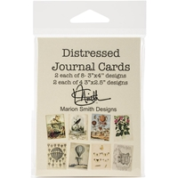 Picture of Distressed Journal Cards