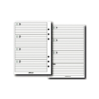 Picture of Carpe Diem Planner Essentials - Horizontal Format Weekly Inserts