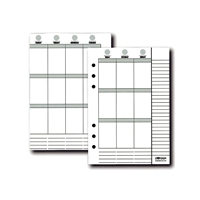 Picture of Carpe Diem Planner Essentials - Vertical Format Weekly Inserts