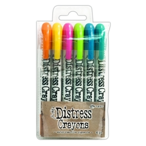 Picture of Distress Crayons Set 1