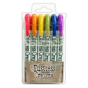 Picture of Distress Crayons Set 2