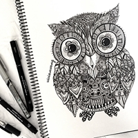 Picture for category ZENTANGLE