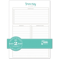 Picture of Day2Day Planner Inserts