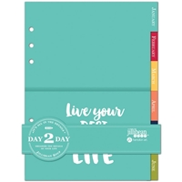 Picture of Day2Day Planner Folder Dividers - Monthly