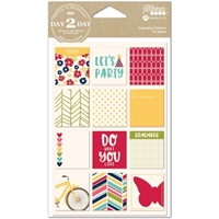 Picture of Day2Day Planner Block Inspiration Stickers - Enjoy Today