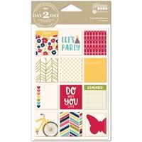 Εικόνα του Day2Day Planner Block Inspiration Stickers - Enjoy Today