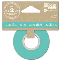 Picture of Day2Day Planner Washi Tape - Note This
