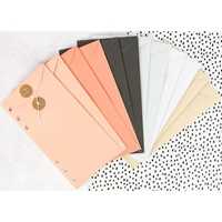 Picture of My Prima Planner String Tie Envelope Inserts