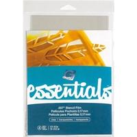 Picture of Grafix Essentials Stencil Film - Clear