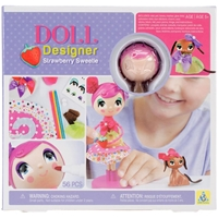 Picture of Doll Designer Strawberry Sweetie