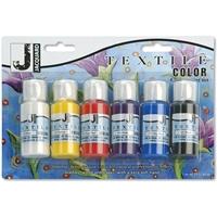 Εικόνα του Jacquard Textile Color Paint Set 1oz