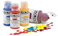 Picture for category GOLDEN FLUID ACRYLIC PAINT