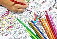 Picture for category COLORING BOOKS
