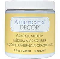 Εικόνα του Clear Crackle Medium