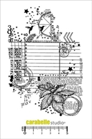 Picture of Cling Stamp A6 - Collage : Fig.36