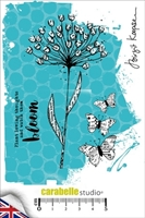 Picture of Cling Stamp A6 - Loving thoughts by Birgit Koopsen