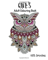 Picture of Colouring Book - Owls