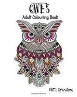 Εικόνα του Colouring Book - Owls