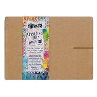 Picture of Dylusions Creative Flip Journal Large