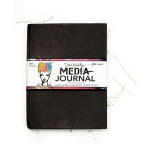 """Picture of Dina Wakley Media Journal 8"""" x 10"""" ( 20.32 x 25.40 cm)"""