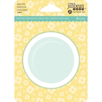 Picture of Jillibean Soup PVC Card Shakers - Large Circle