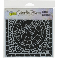 Picture of Crafter's Workshop Template 15x15 - Winged Mosaic
