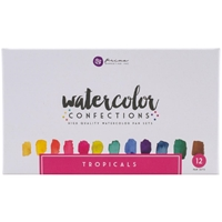 Εικόνα του Prima Marketing Watercolor Confections - Tropicals