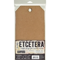 Picture of Tim Holtz Etcetera Medium Tag