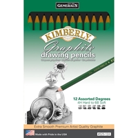 Picture of Kimberly Graphite Drawing Pencils